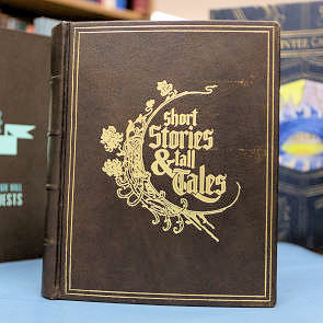 Classic Leather Binding